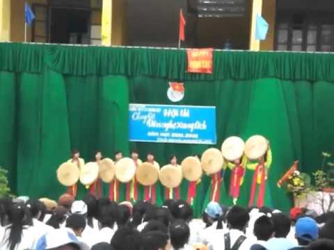 làng quan họ quê tôi - abc10(2009-2012) - THPT Lý Thường Kiệt