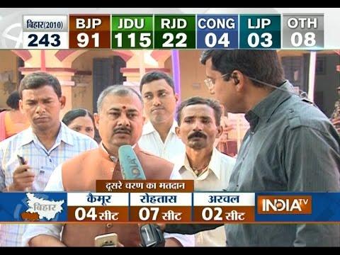 Bihar Polls 2015: BJP Will Win all Six Seats from Aurangabad, says Sushil Singh - India TV