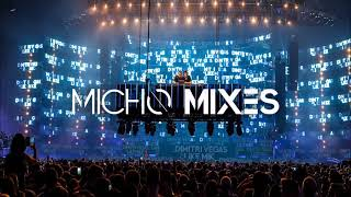 Dimitri Vegas & Like Mike 2018 - Garden of Madness & Bringing The Madness Mix By Micho Mixes