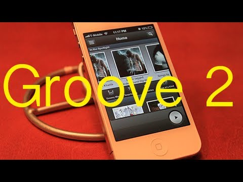 Review: Groove 2 - A Whole New Music App