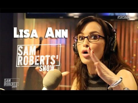 Lisa Ann - Charlie Sheen, James Deen, Banging Athletes, Sarah Palin, etc - #SRShow from YouTube · Duration:  59 minutes 50 seconds