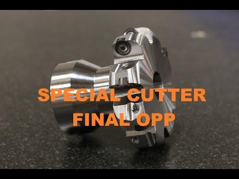 Special Cutter Final Opp