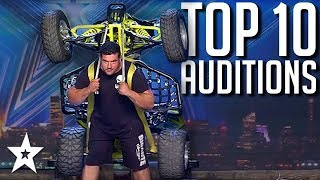 TOP 10 MOST VIEWED Auditions on Spain's Got Talent 2019