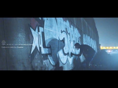 Gorilas en la niebla TOUR |CANARIAS| GRAFFITI BOMBING
