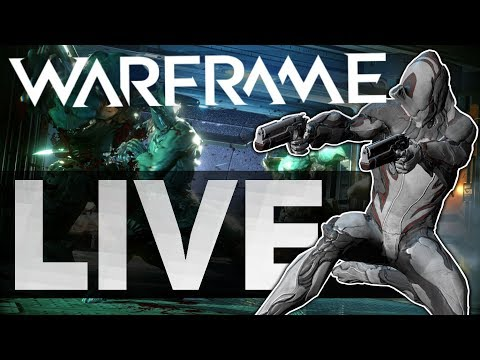 Warframe [LIVE/PC] - This game is surprisingly good/Chilling with Big Dave