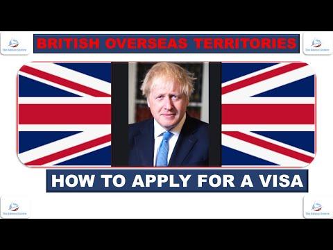 Apply for a British Overseas Territories Visa | Cayman Islands, Gibraltar, Trinidad and Tobago, BVI