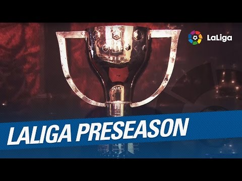 LaLiga Preseason 2016/2017: Champions