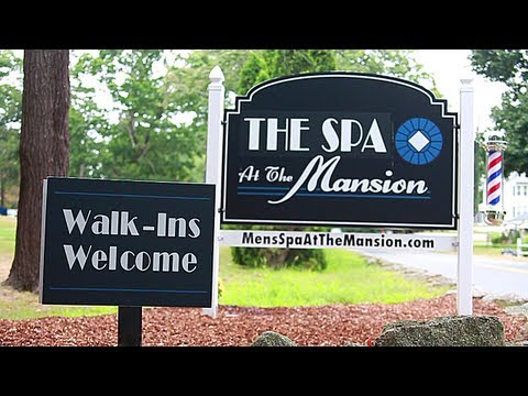 Men's Spa At The Mansion | Business Profile