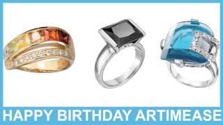 Artimease   Jewelry & Joyas - Happy Birthday
