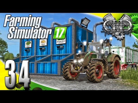 Farming Simulator 2017 Gameplay :EP34: Feeding the Cows & Buying LiveStock! (PC HD GIANTS Island)