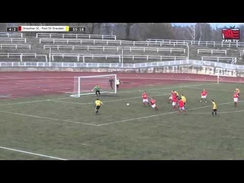 Highlights: Dresdner SC 1898 - Post SV Dresden