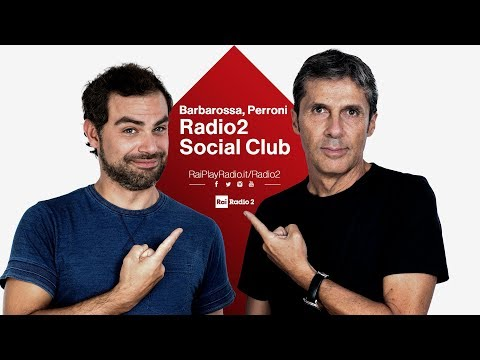 RAF e Umberto Tozzi in diretta a Radio2 Social Club!