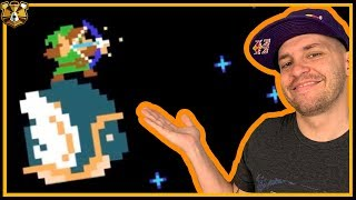 Legend of Barb: A Link To The Fasts! Super Mario Maker 2
