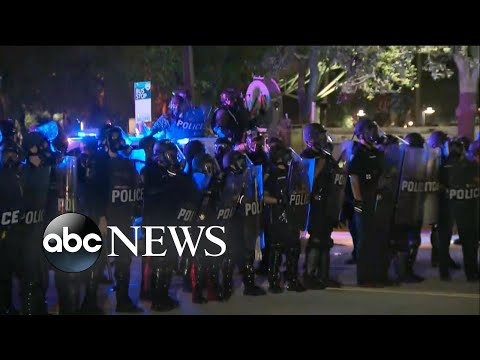How Should Law Enforcement Respond To Protests?