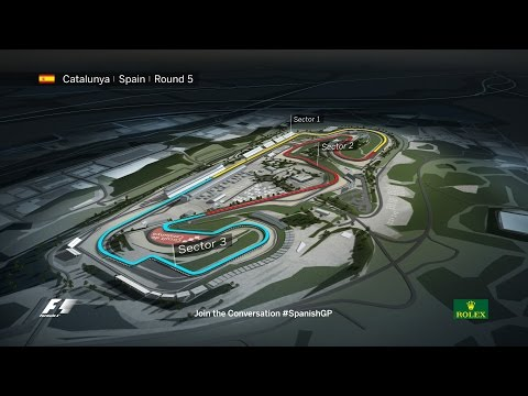 F1 Circuit Guide: Spanish Grand Prix