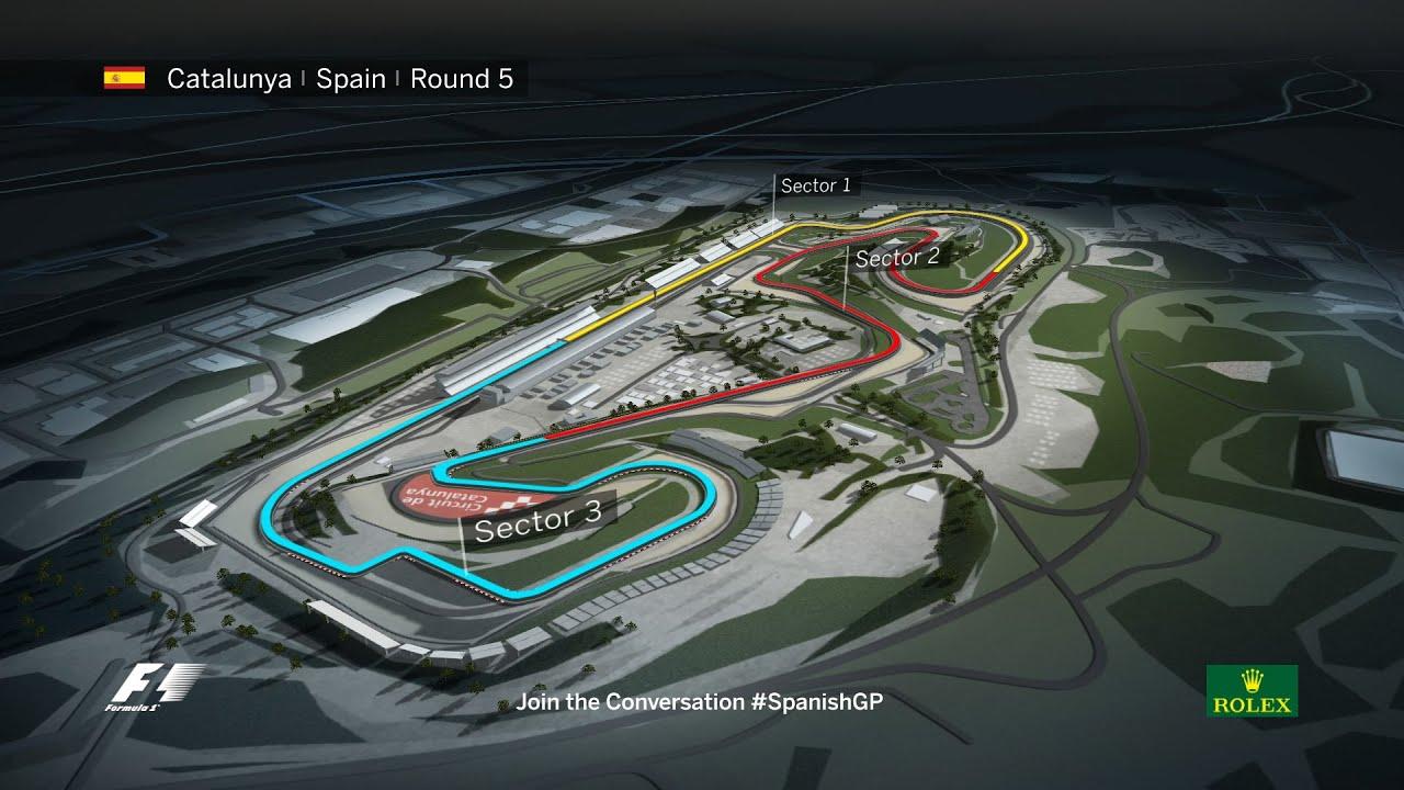 F1 Circuit Guide: Spanish Grand Prix - YouTube
