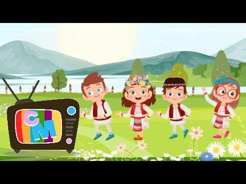 Drag mi-e jocul romanesc – Clopotelul Magic – cantece pentru copii – Cantece pentru copii in limba romana