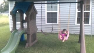 Just a swingin!