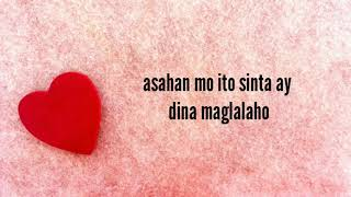 Ikaw Ang Dahilan   Narex LYRICS...please subscribe my channel