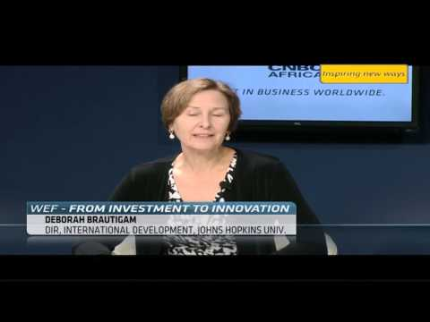 WEF Panel: From Investment to Innovation