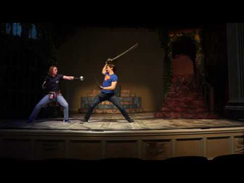 Joe Leitess BenvolioTybalt Fight