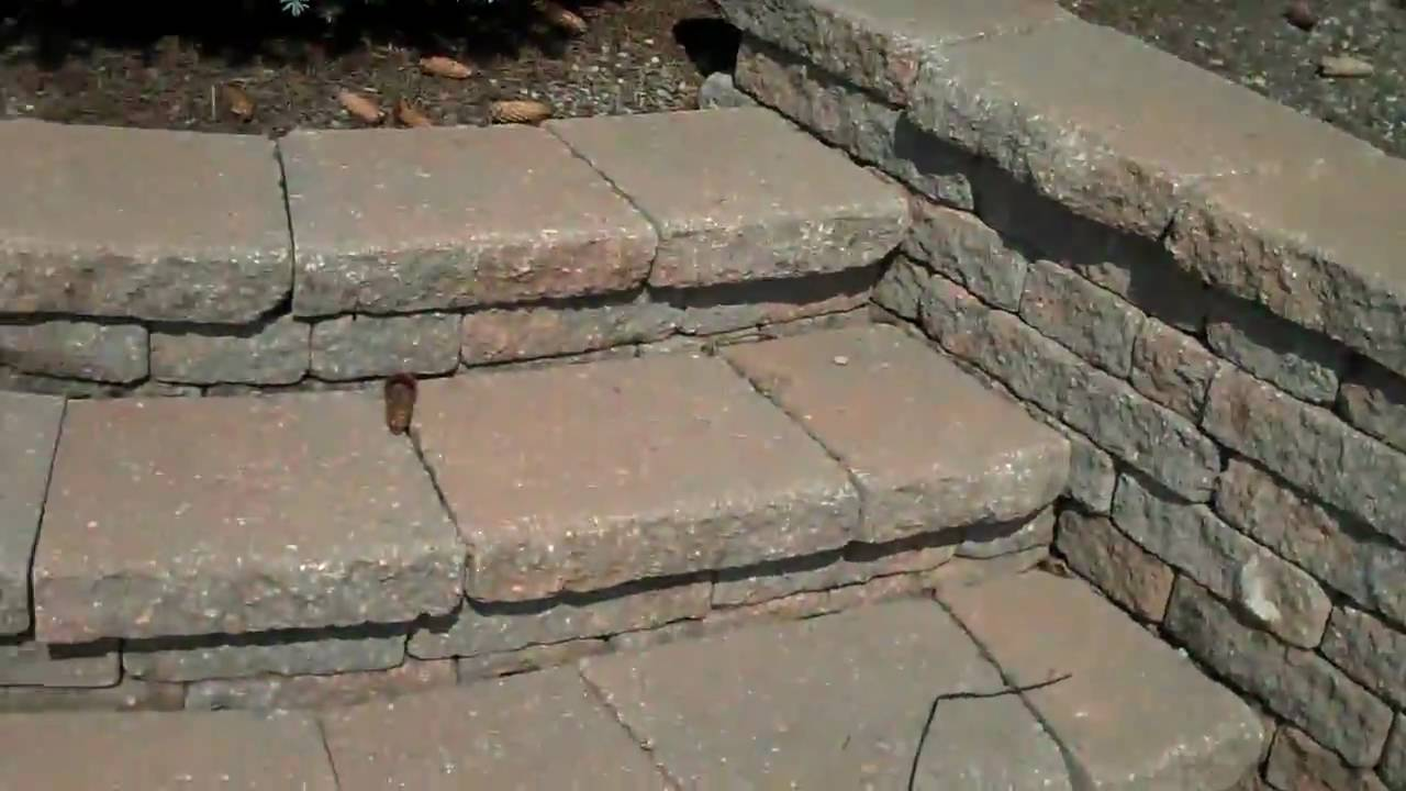 How To Build A Fire Pit Out Of Pavers. DIY Outdoor Gas ...
