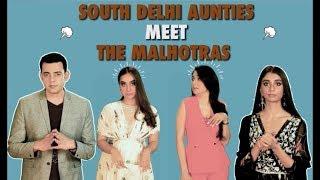 iDiva - South Delhi Aunties Meet The Malhotras From 'Mind The Malhotras'