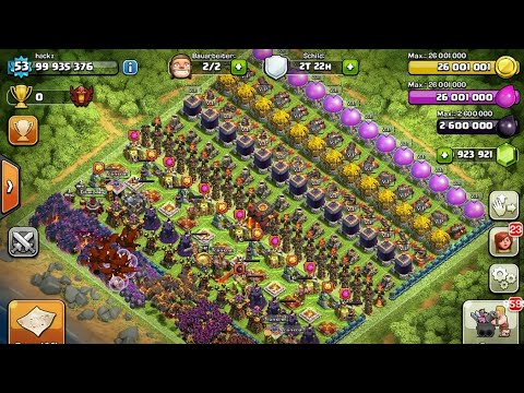 Skip Any Time That's Required In Clash Of Clans 100% Working