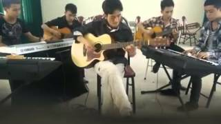 Lớp dạy đàn Guitar (Ghi ta), Organ tại Vĩnh Yên - Vĩnh Phúc (0989 381 569 - Tùng Anh)