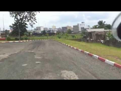 Gare de Bessengue de Douala Cameroon