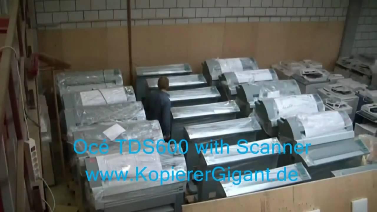 oc tds 400 youtube rh youtube com Oce TDS400 Plotter Oce TDS400 Plotter