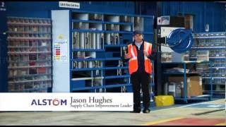 The Lean Journey at Alstom Transport UK: 2006 to present