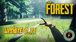 THE FOREST UPDATE V0.71: UNLEASH THE SLINGSHOT! - The Forest Update Showcase