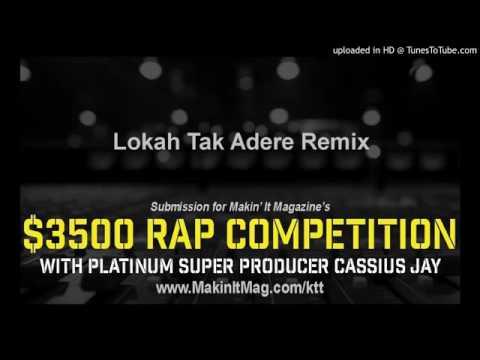 Lokah Tak Adere Remix 2016   YouTube