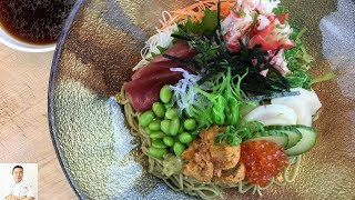 Charashi Soba | How To Make Sushi Series