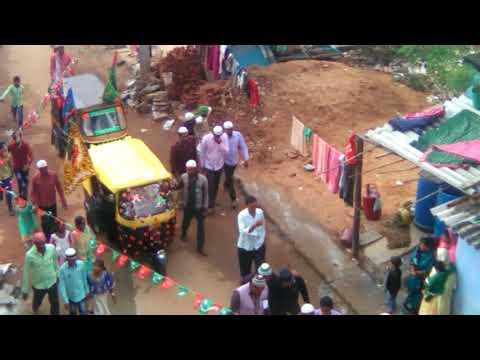 Juloose Mohammade Jashne Eid Milad Un Nabi Celebration 2017 Ramanagaram Karnataka