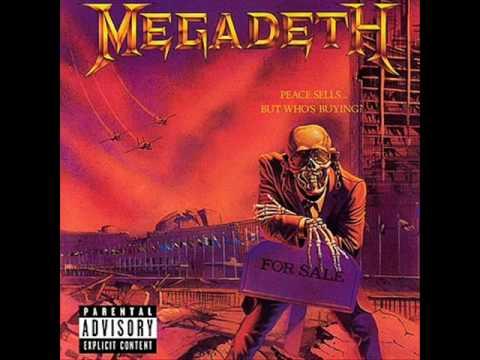 Megadeth- My Last Words