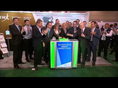 TSX Venture 50 Mining closes Toronto Stock Exchange, March 8, 2016