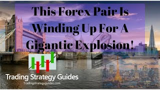 This Forex Pair Is Winding Up For A Gigantic Explosion! + Apple, GBPCAD, Bitcoin, ETC, NKE, & USDCHF