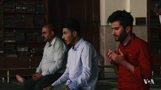 Muslims in Kurdish Iraq Celebrate Ramadan in the Traditional Way