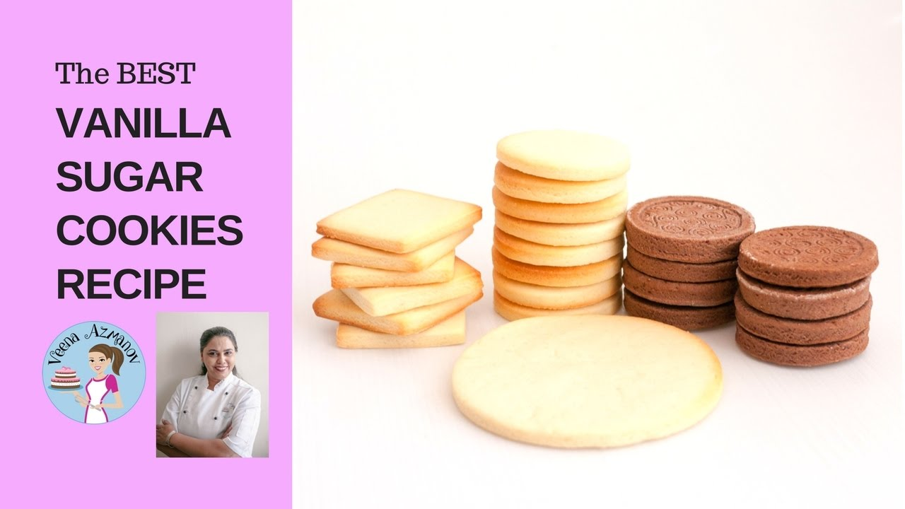 Best vanilla cookies