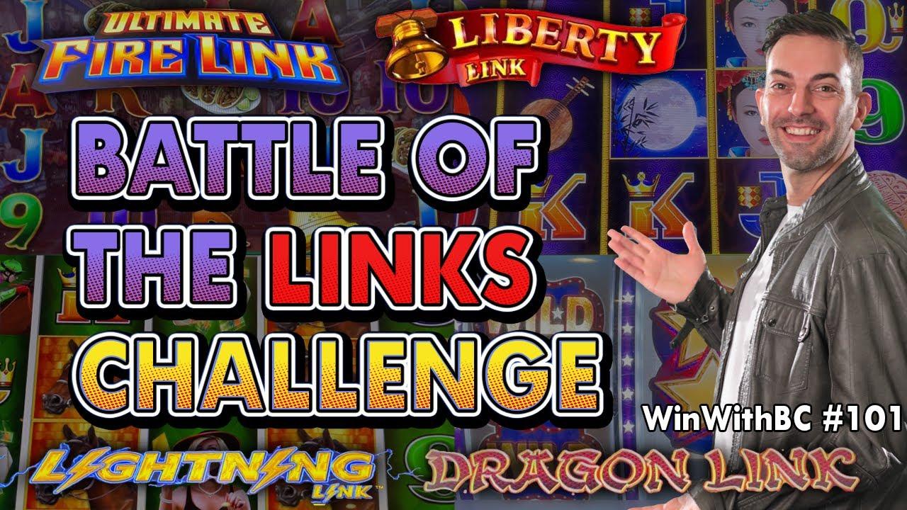 🎰 Battle Of The Links Challenge 🎰