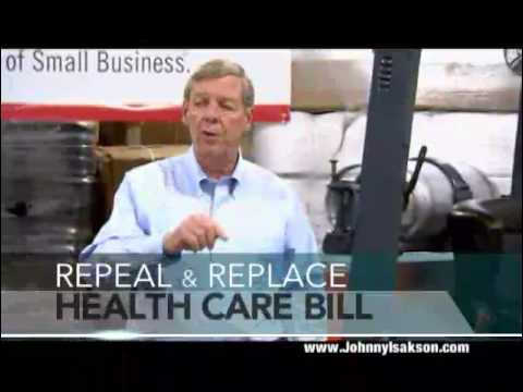 Johnny Isakson for Senate: Starting Over (2010)