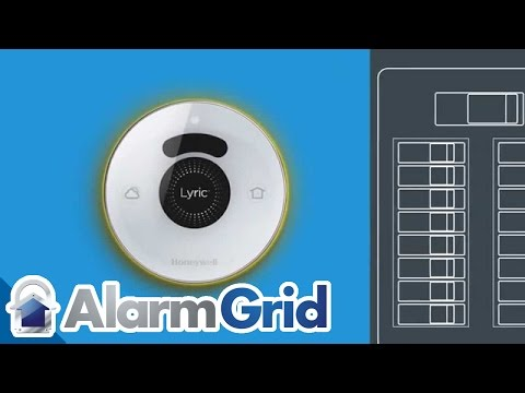Honeywell Lyric Thermostat: Installing the Automatic WIFI, Lyric Learning Thermostat