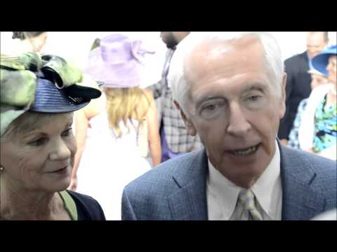 Steve Beshear attends his last Derby as governor