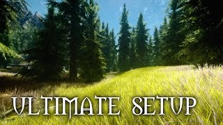 Skyrim Mods - ULTIMATE Graphics Overhaul - 2016 (250+ mods)