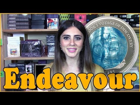 ⚓HM BARK ENDEAVOUR ⚓REVIEW - MOTHER OF PEARL 5 Oz SILVER COIN - Solomon Islands 2018