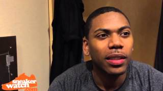Glenn Robinson III Predicts Early Winner for the Dunk Contest