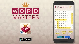 Word Masters - All-in-One Word Games for iPhone and Android