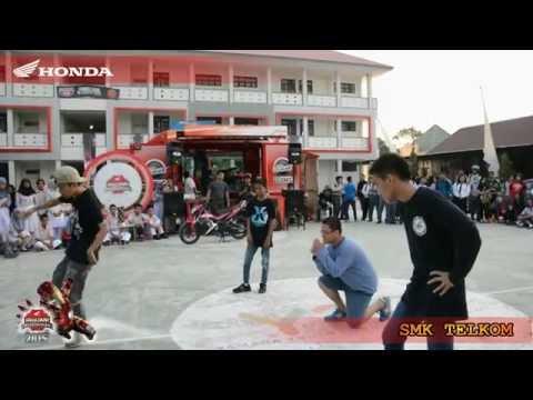 SMK Telkom Makassar - Honda Jagoan Aksi Sekolah 2015